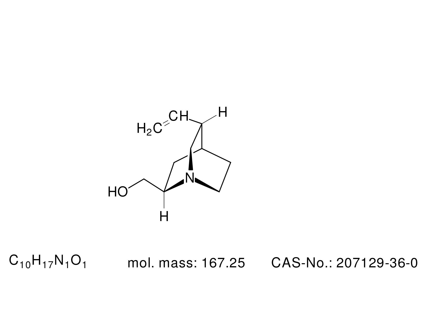 Quincoridine - Chemical Structure